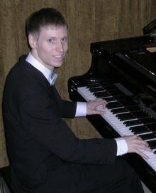 Martin Grütter - Ihr Pianist